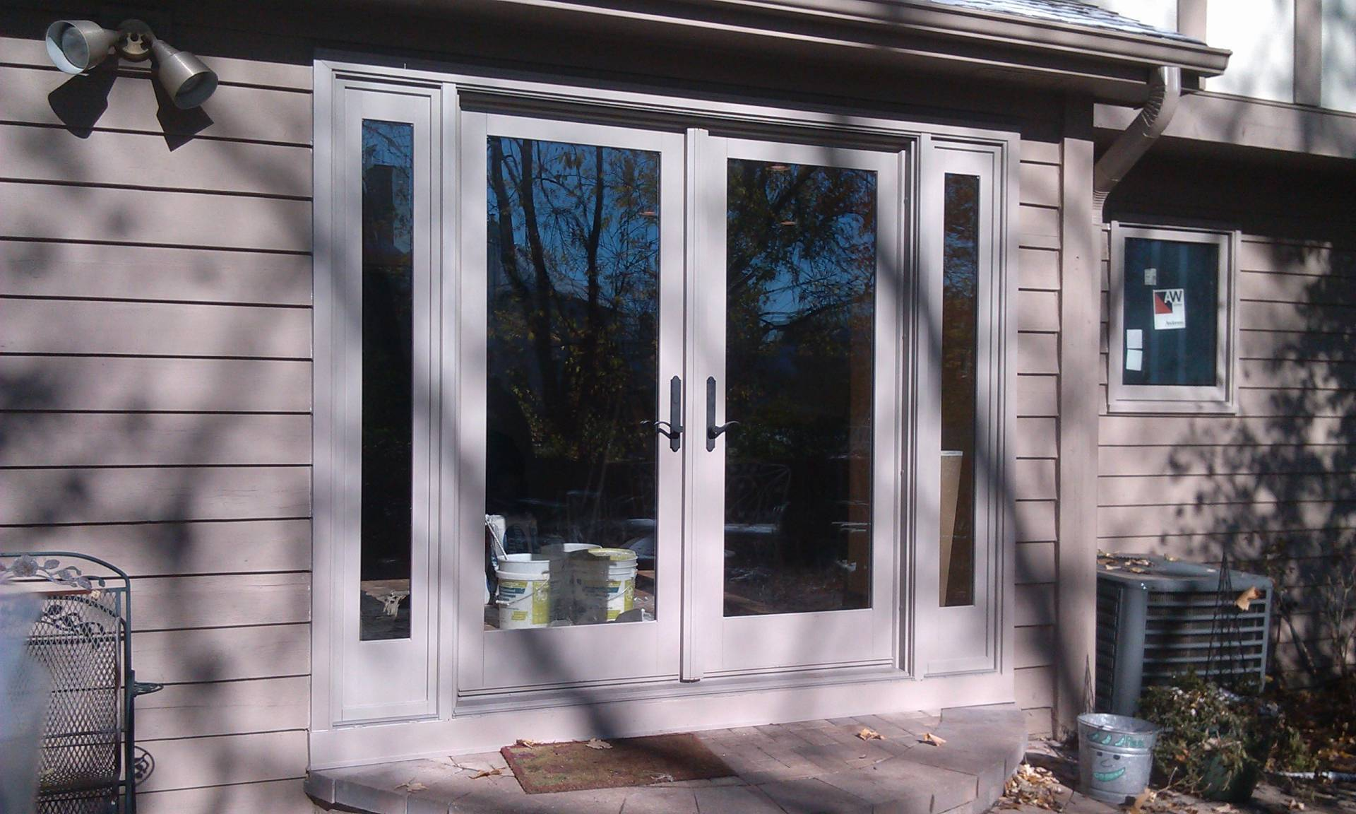 Andersen A Series Windows Amp Doors Double Hinged Patio