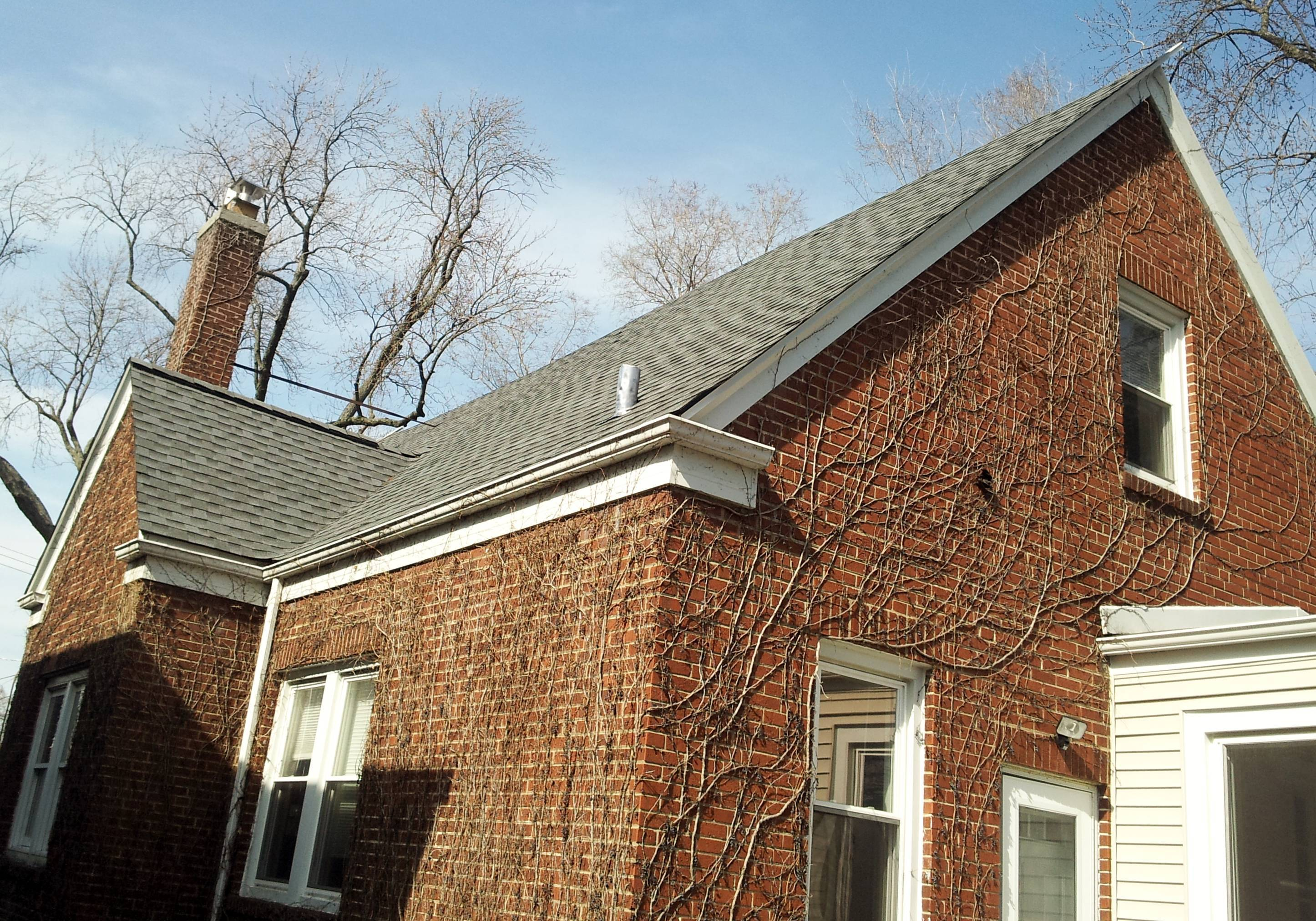 Gaf Pewter Gray Timberline High Definition Shingles In
