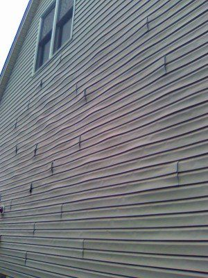 Why Is My Vinyl Siding Wavy And Warping Opal