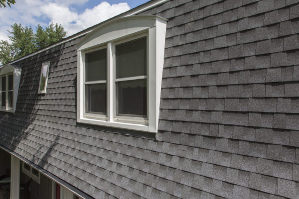 Groovy Gambrel Style Roof And Whole House Siding